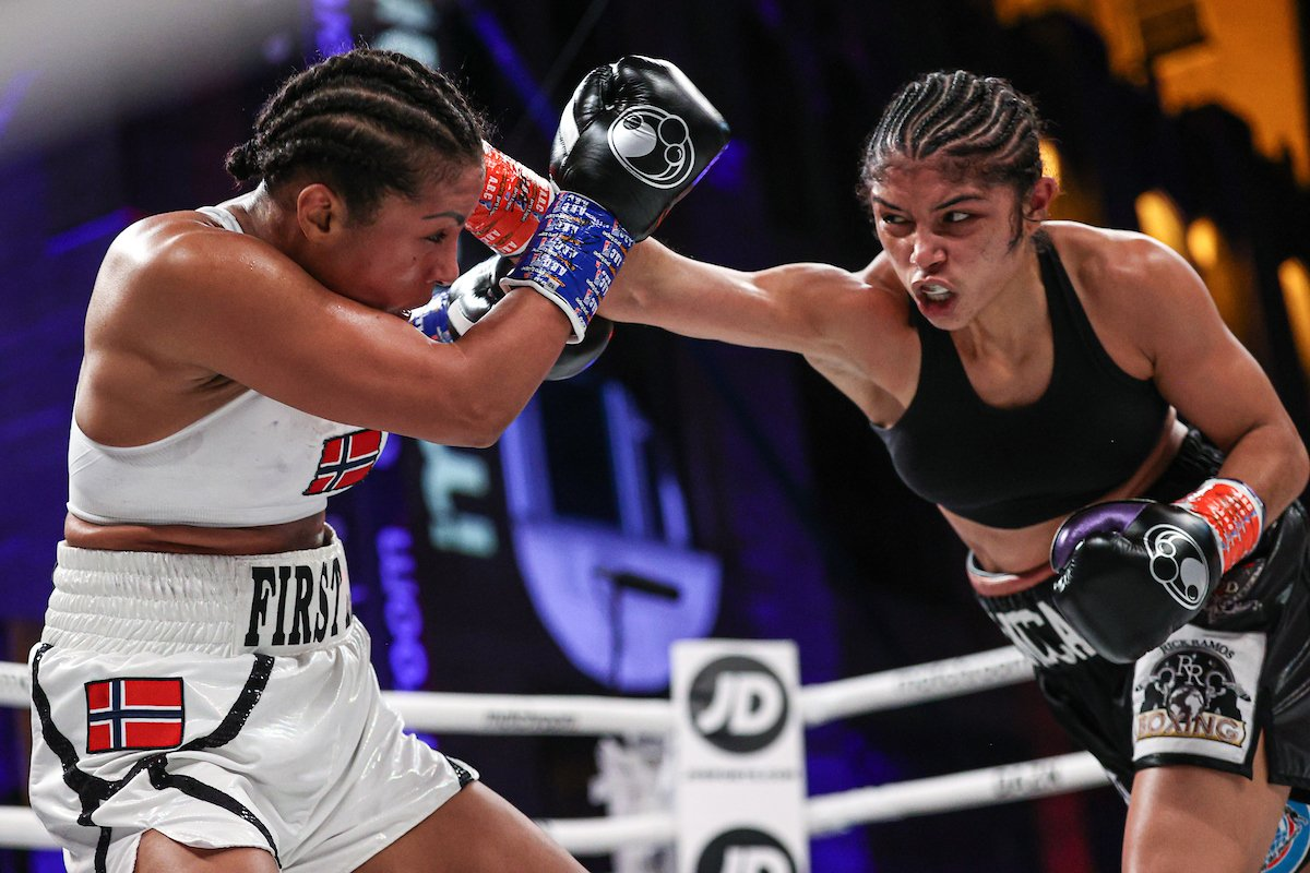 ENM10290 1 - Cecilia Braekhus vows to avenge Jessica McCaskill defeat, fully supports trainer Abel Sanchez