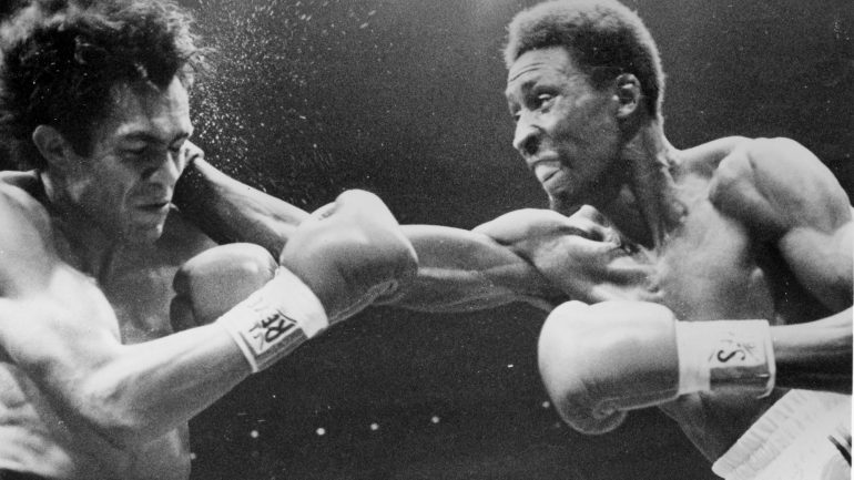 From the Archive: Thomas Hearns Q&A following Pipino Cuevas destruction