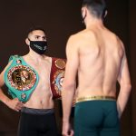 Jose Ramirez vs Viktor Postol side faceoff 150x150 - After multiple delays, Jose Ramirez is ready to get on with his career