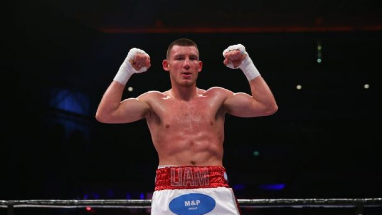 A revived Liam Williams says he is ready for Demetrius Andrade Saturday night