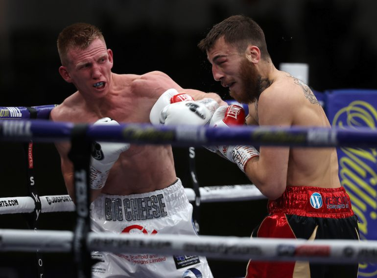 Ted Cheeseman outpoints Sam Eggington in a thrilling all-British ...