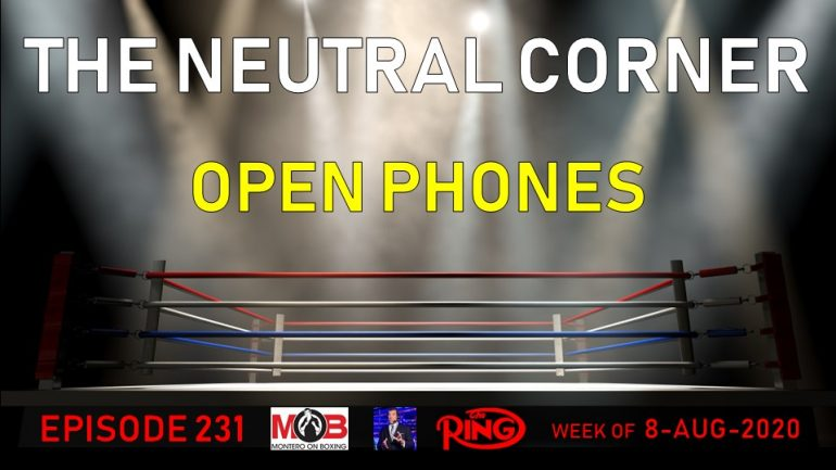 The Neutral Corner, Episode 231 Recap (Malignaggi removed from Showtime, Cheeseman and Leo win)