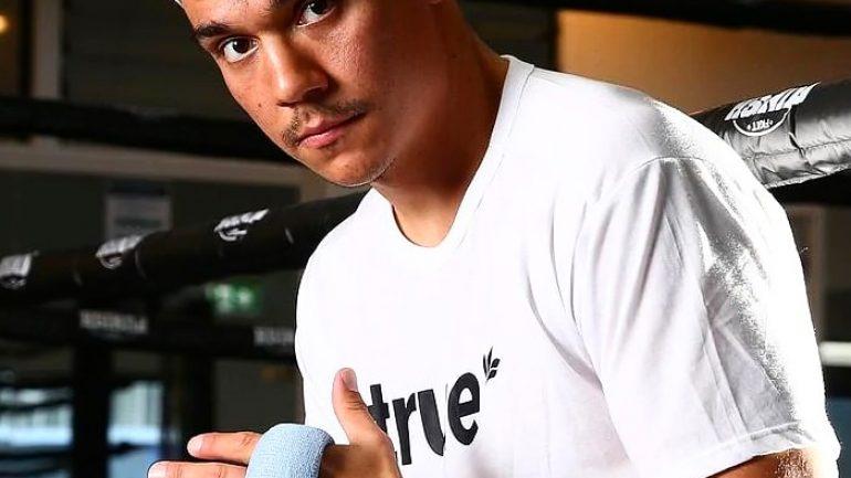 Tim Tszyu faces once-beaten Takeshi Inoue on Nov. 17