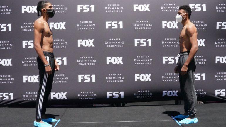 Jamal James defeats Thomas Dulorme in entertaining PBC on Fox main event