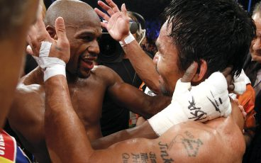 Pacquiao vs. Mayweather enriched some but enraged many
