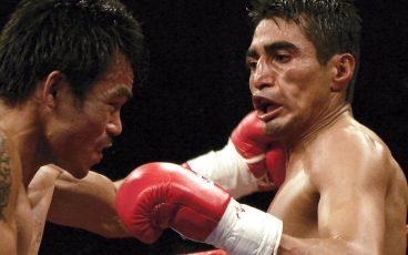 Pacquiao's legacy is bound to the names Barrera, Morales and Marquez