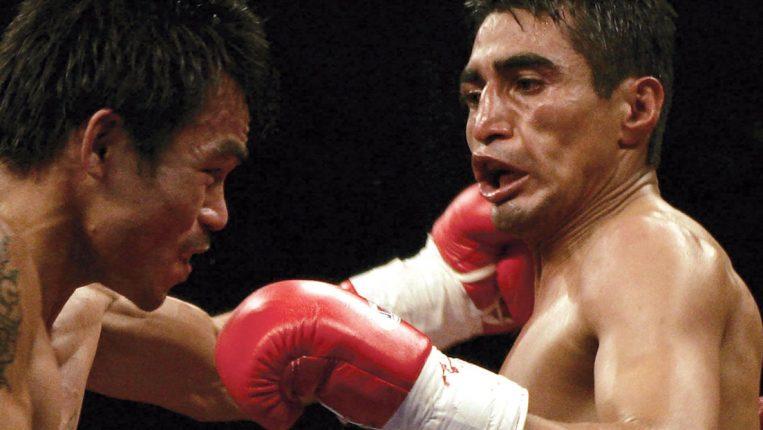 Manny y los mexicanos El legado de Pacquiao está ligado a los nombres de Barrera, Morales y Márquez