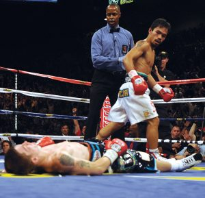 pacquiao hattonGettyImages 86354350 300x289 - Dougie's Friday Mailbag (Ring City, the heavyweight division, and 'what-ifs?')