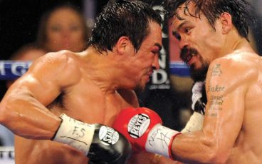 Juan Manuel Marquez recounts a rivalry for the ages