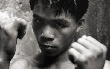 La pobreza fue la raíz de la pasión de Manny por el boxeo