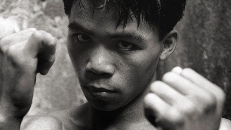 Plantando las semillas La pobreza fue la raíz de la pasión de Manny por el boxeo