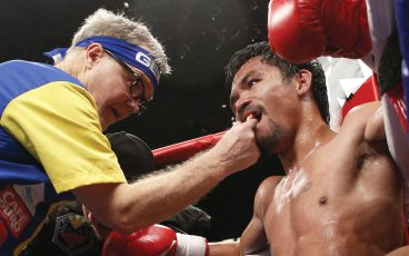 Pacquiao found the perfect partner in trainer Freddie Roach