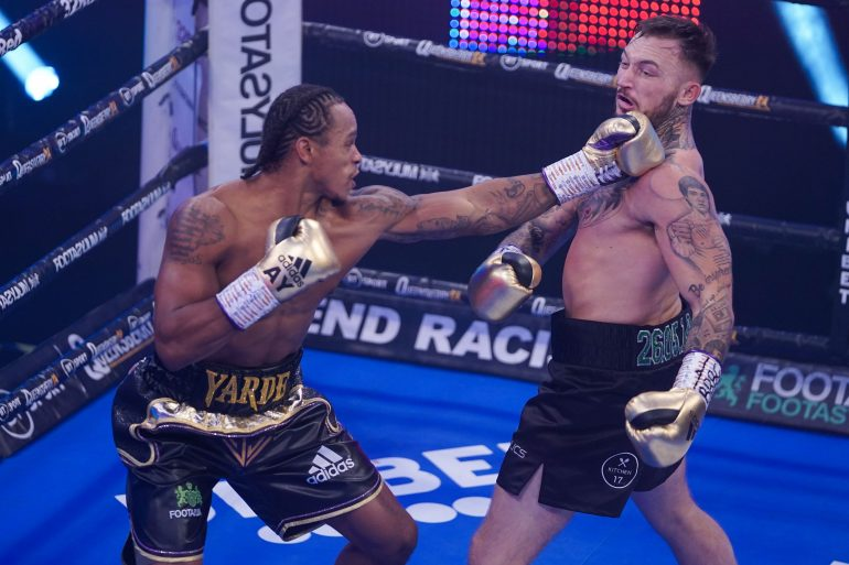 Anthony Yarde stops Dec Spelman in six - The Ring