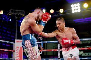 Bustos vs. Lopez 2 300x200 - Saul Bustos outpoints Luis Lopez in 3.2.1 Boxing main event