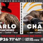 Charlo doubleheader thumbnail small 150x150 - Showtime announces price for Charlo Sept. 26 PPV doubleheader