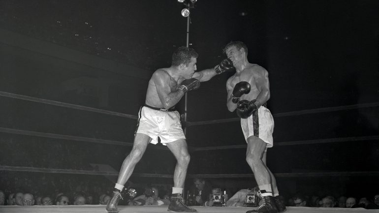 Jake LaMotta proved boxing's Hail Marys unlike those in any other sport