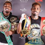 Jermall Charlo and Jermell Charlo with belts 150x150 - Dougie's Monday Mailbag (The Charlos, Luis Nery, undisputed status)