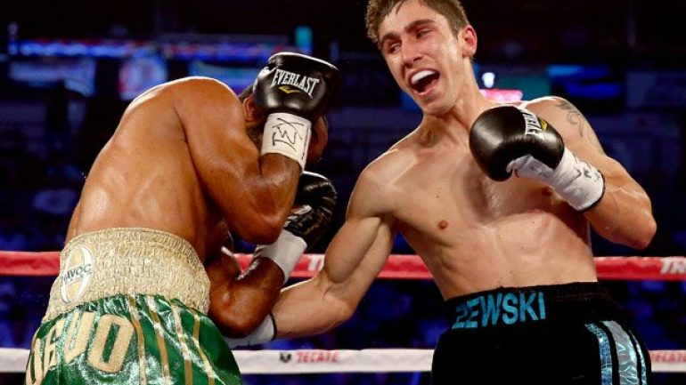 Mikael Zewski: If I beat Egidijus Kavaliauskas, I can call out Terence Crawford