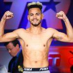 Featherweight prospect Robeisy Ramirez. Image courtesy of ESPN and Top Rank