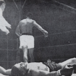 RobinsonTurpin2 5 150x150 - From the archive: Sugar Ray Robinson is king again, stops Randy Turpin in 10