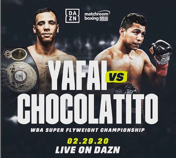 Screen Shot 2020 09 21 at 10.33.30 PM - Chocolatito Gonzalez defends junior bantam strap Oct. 23 on DAZN
