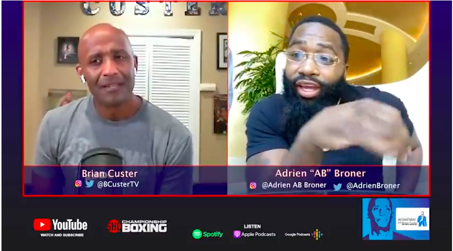 Screen Shot 2020 09 22 at 11.56.49 AM - Adrien Broner talks next possible foe, maturing as a person, on Custer podcast
