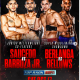 Saucedo-Barboza junior welter scrap bolsters Loma-Lopez event