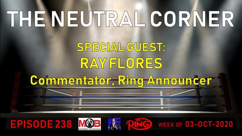 The Neutral Corner Episode 238 recap (Ray Flores joins, Charlo twins impress, Briedis and Taylor win)