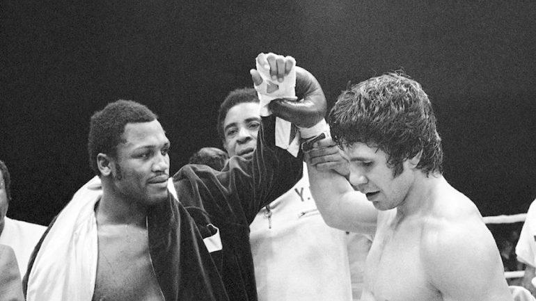 Terry Daniels, a title-seeking blip on heavyweight boxing's radar screen, dead at 74