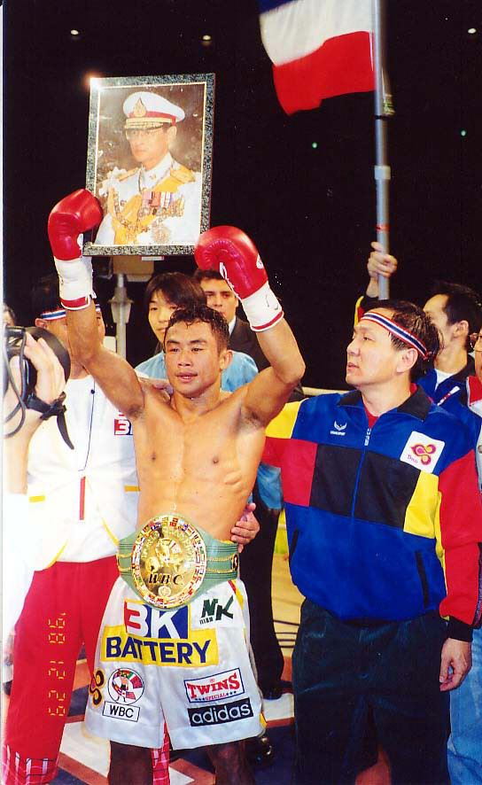 Veeraphol Sahaprom Photo courtesy of the WBC 03 - Best I Faced: Veeraphol Sahaprom