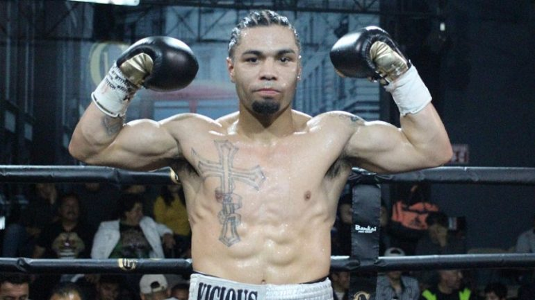 Victor Pasillas eager to impress against Ranfis Encarnacion, desperate for big fights