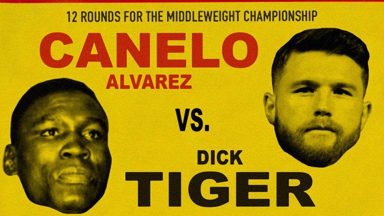 Mythical Matchup: Canelo Alvarez vs. Dick Tiger