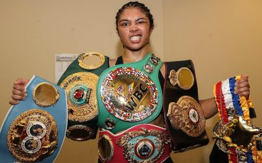 Jessica McCaskill ousts longtime champion Cecilia Braekhus