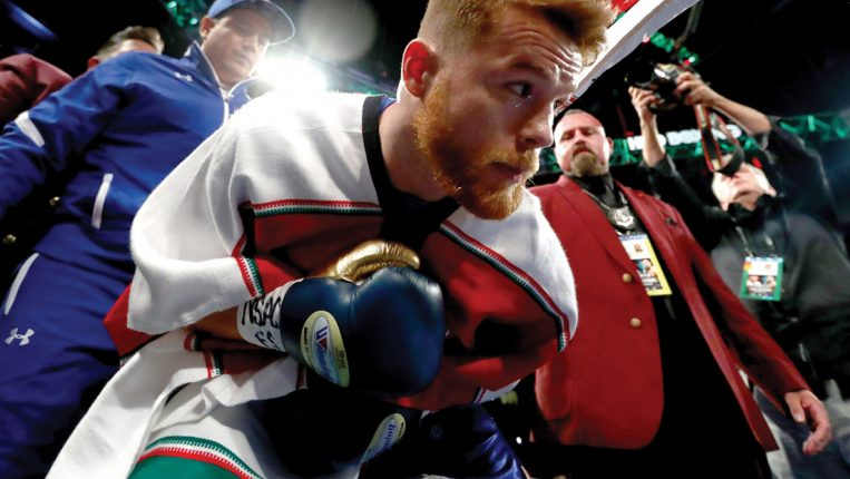 Mythical Matchup: Dick Tiger vs. Canelo Alvarez Your ticket to a middleweight barnburner