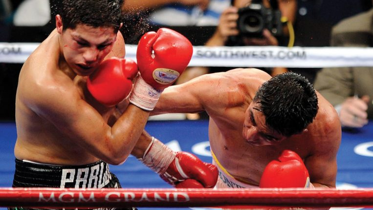 Erik Morales: Greatest Hits 'El Terrible' revisits the battlefields of his past