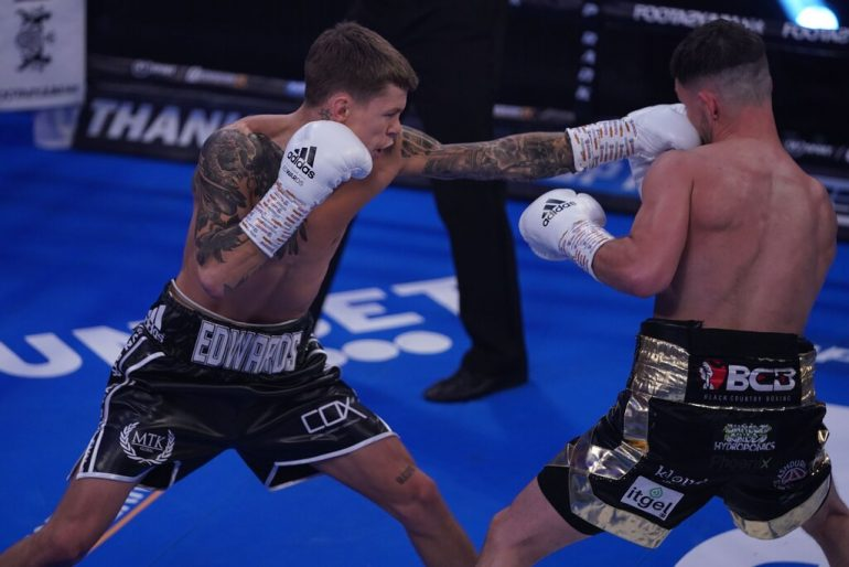 Charlie Edwards outpoints Kyle Williams over 10 rounds - The Ring