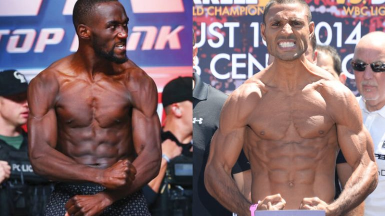 Kell Brook says deal is close for fight with Terence Crawford on November 14