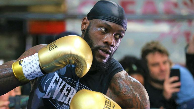 Deontay Wilder says he's 'reinvented' himself and vows Tyson Fury will pay in blood