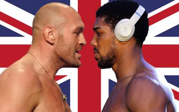 Tyson Fury vs. Anthony Joshua is the heavyweight unification boxing needs