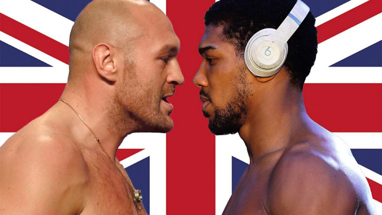 A Chance to Rule the World Tyson Fury vs. Anthony Joshua is the heavyweight unification boxing needs