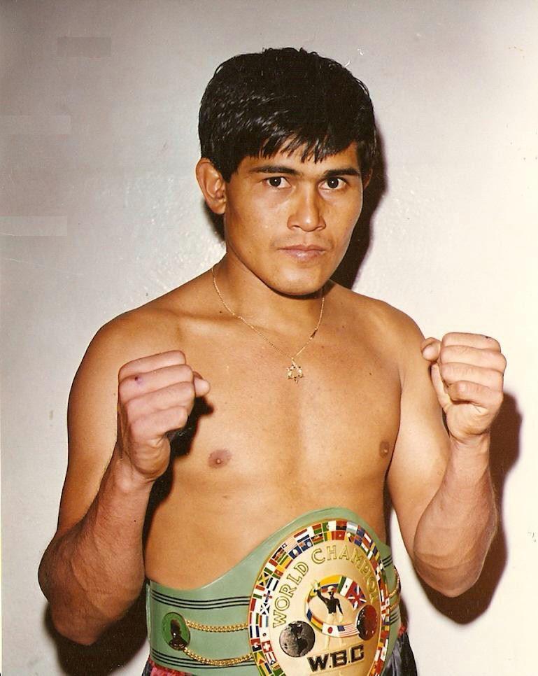 00001BCG - Best I Faced: Jose Luis Ramirez
