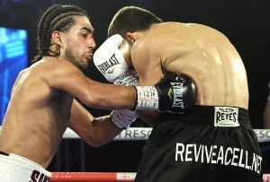 Bryan Lua Nelson Colon Photo by Mikey Williams Top Rank 300x203 - Elvis Rodriguez highlights the Navarrete-Villa undercard with a knockout