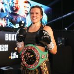 Chantelle Cameron and WBC title 150x150 - Women's Ratings Update: Chantelle Cameron moves up at 140