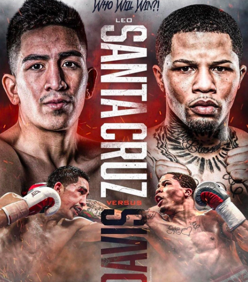 Gervonta Davis-Leo Santa Cruz PPV moves from Oct. 24 to Oct. 31, and  relocates to San Antonio - The Ring