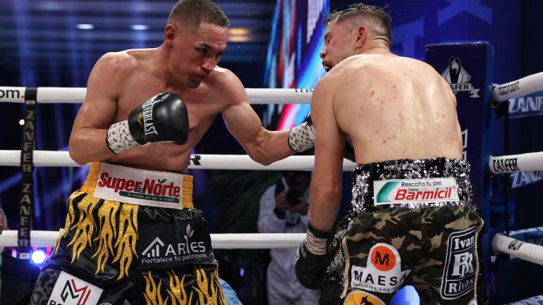 Juan Francisco Estrada overcomes knockdown, rallies back to stop Carlos Cuadras in 11