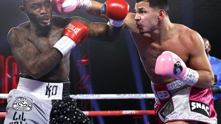 Edgar Berlanga: I want to punch holes through people's faces