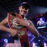 Emanuel Navarrete ESPN victory 150x150 - Emanuel Navarrete drops Ruben Villa twice in capturing the WBO featherweight title
