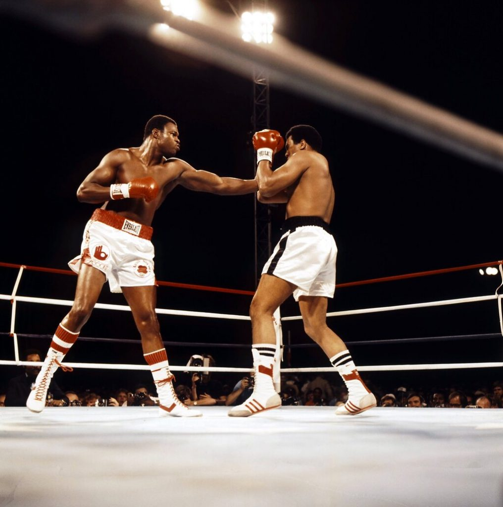 GettyImages 177981309 1016x1024 - Larry Holmes remembers Muhammad Ali, 40 years on from The Last Hurrah