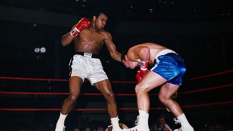 Muhammad Ali-Jerry Quarry I: Half a century on from the return of the champion