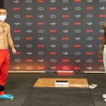 SHO Lipinets v Clayton Weigh In WESTCOTT 017 150x150 - Photos: Sergey Lipinets, Custio Clayton make weight for Showtime main event